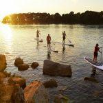 Kayak / Paddle dans le Golfe du Morbihan